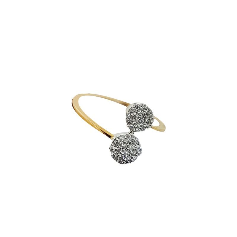 Gold Ring 1040006