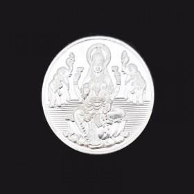 Silver Lakshmi Coins 0003