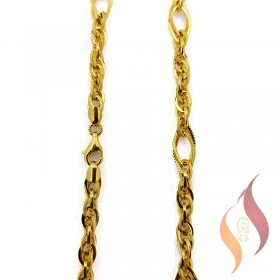 Gold indo Italian Mens Chain 1010001