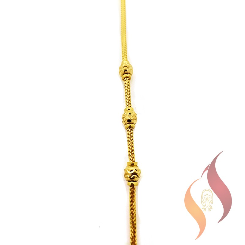 Gold Moppu Chain 1010002