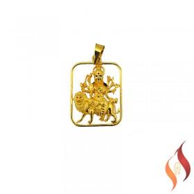 Gold Amman Pendent 1310011