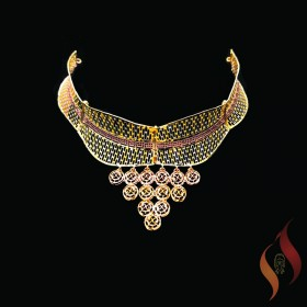 Gold Turkey Choker 1250033