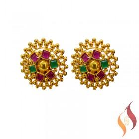 Gold Ear Rings 10200014
