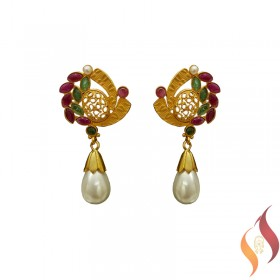 Gold Ear Rings 1020015