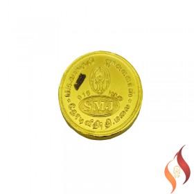 Gold Lakshmi Coin 1110001