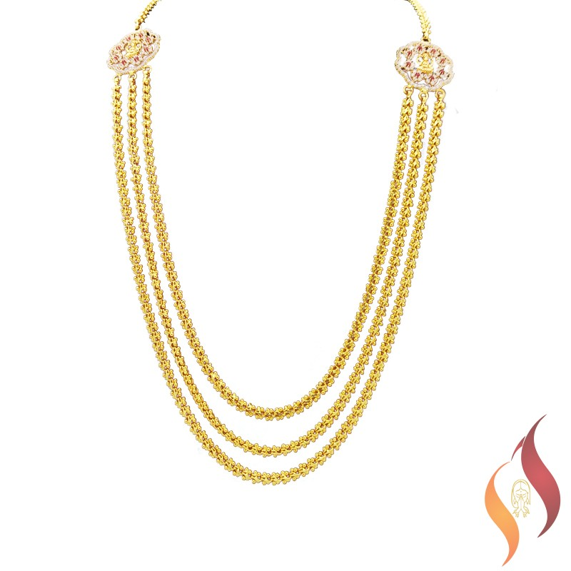 Gold Layer Chain 1010004