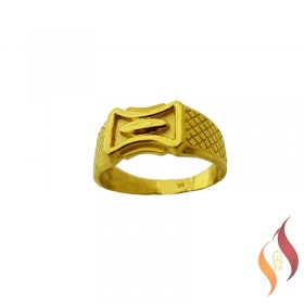 Gold Casting Ring 1040015