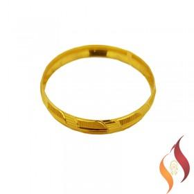 Gold Gents Kada 1240006