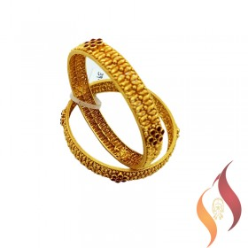 Rose Gold Bangle 1230010