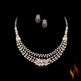 Diamond Necklace 0003