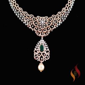 Diamond Necklace 0004