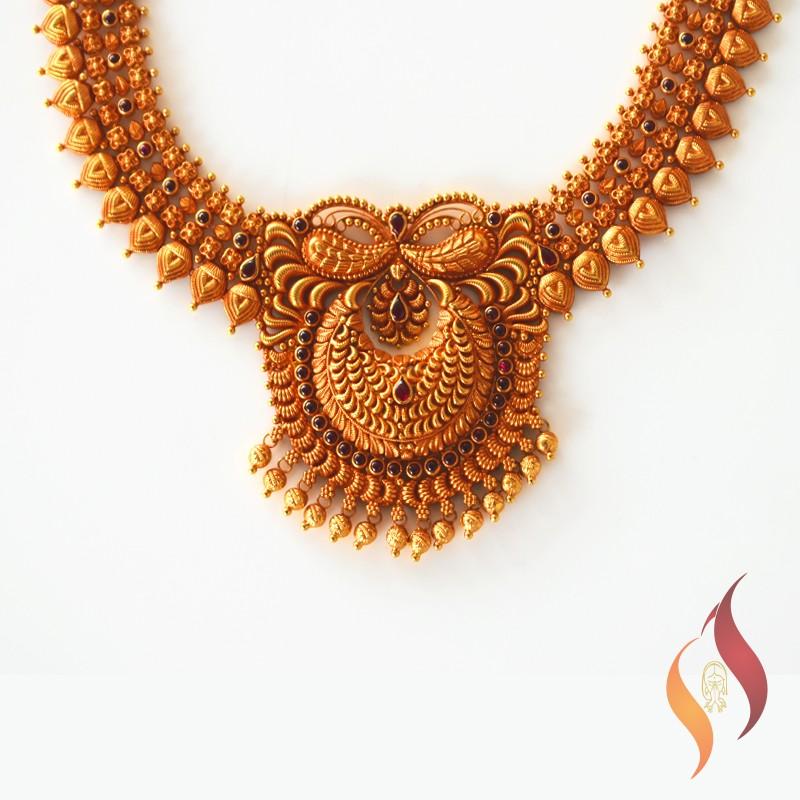 Rose Gold WeddingSet 1250041