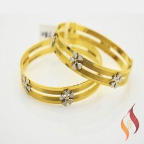 Gold Bangle 1230014