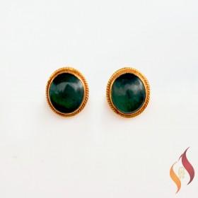 Gold Ear Rings 1020024