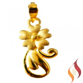 Gold Casting Pendent 1310021