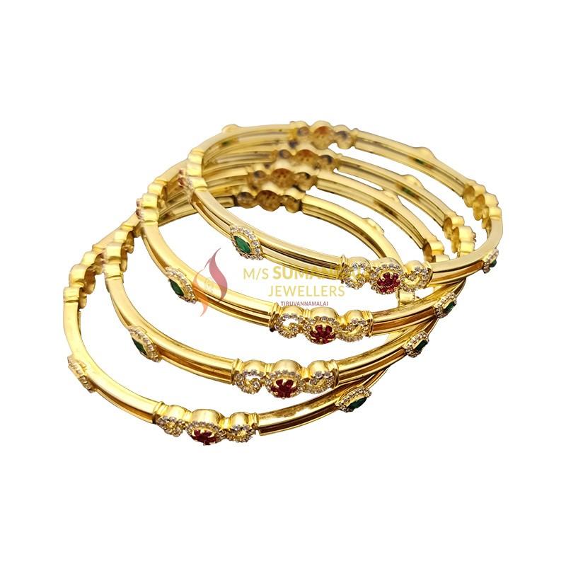 Gold-Bangles 1230007