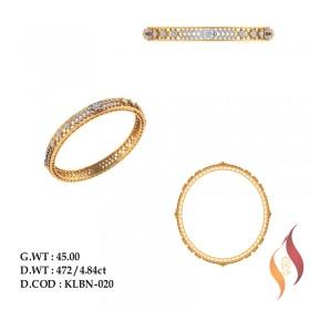 Diamond Bangles 10