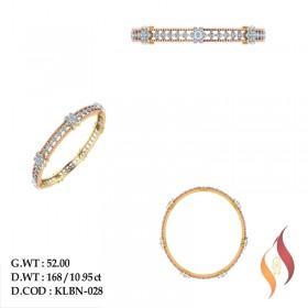 Diamond Bangles 13
