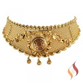 Gold Choker 1250052
