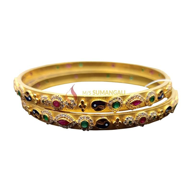 Gold-Bangles 1230006