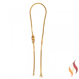 Gold Moppu Chain 1010016