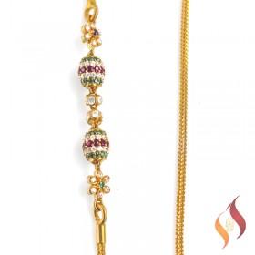 Gold Moppu Chain 1010019