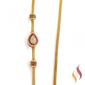 Gold Moppu Chain 1010020