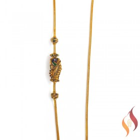 Gold Moppu Chain 1010022
