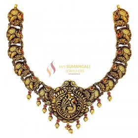 Gold-Necklace 1250014