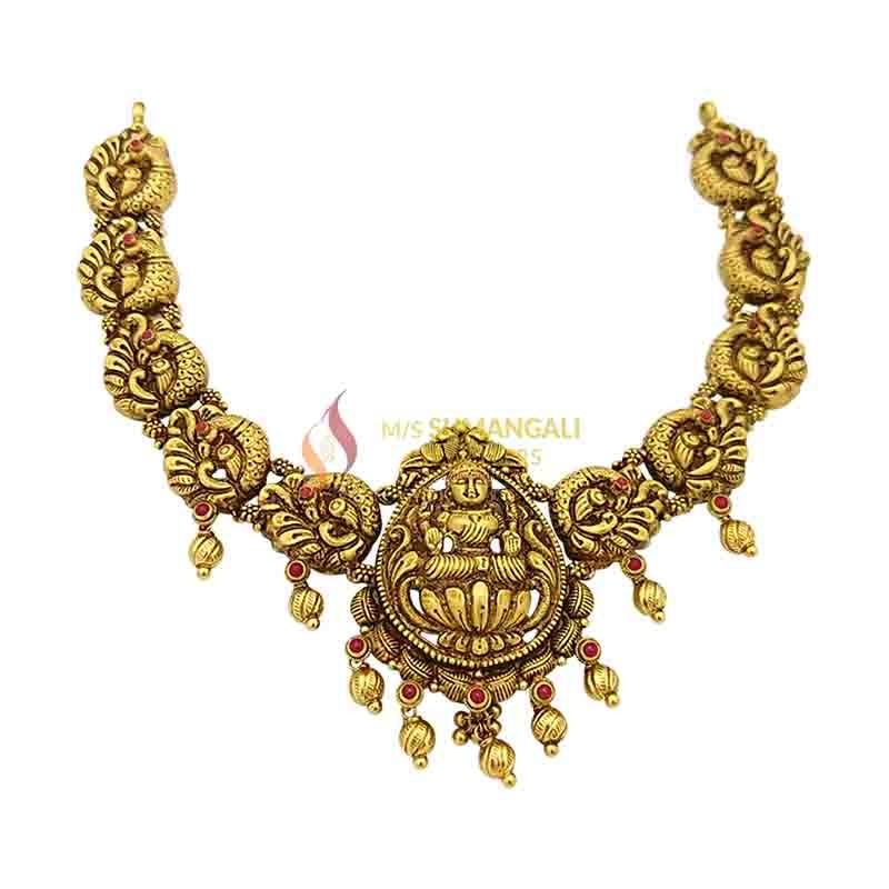 Antique Necklace 1250013