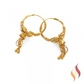 Gold Ear Rings 1020032