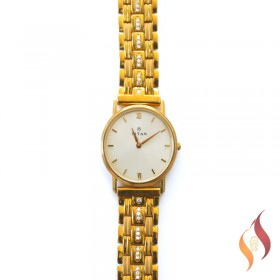Gold Gents Watch 1240002