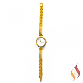 Gold Ladies Watch 1240003