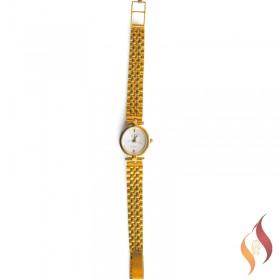 Gold Ladies Watch 1240005