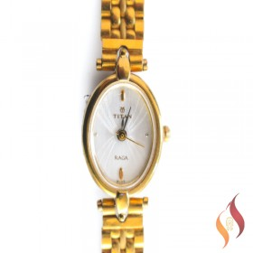 Gold Ladies Watch 1240006