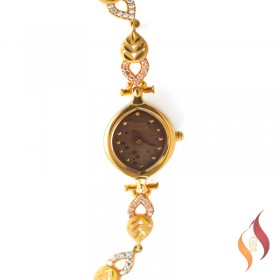 Gold Ladies Watch 1240007