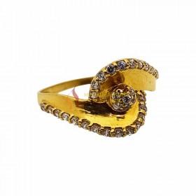 Gold Ring 1040005