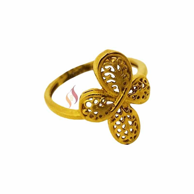 Gold Ring 1040004