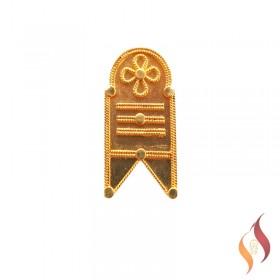 Gold Thali 1160005
