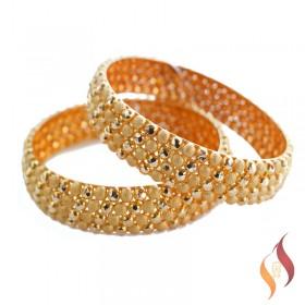 Gold Bangles 1230031
