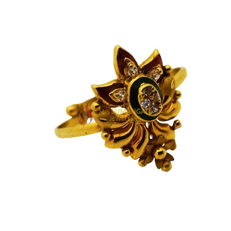 Gold Ring 1040002