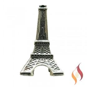 Silver Eiffel Tower Statue 0005