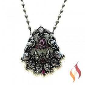 Silver Necklace 0001