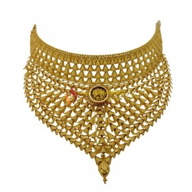 Gold Choker 1250005